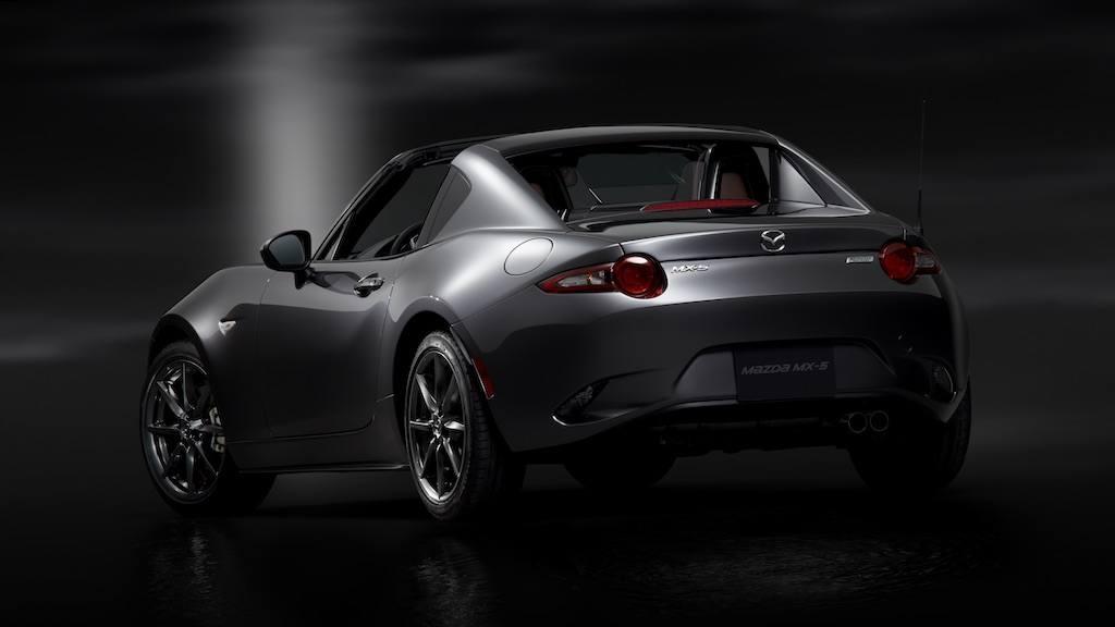 2017 Mazda MX-5 RF Launch Edition/Mazda