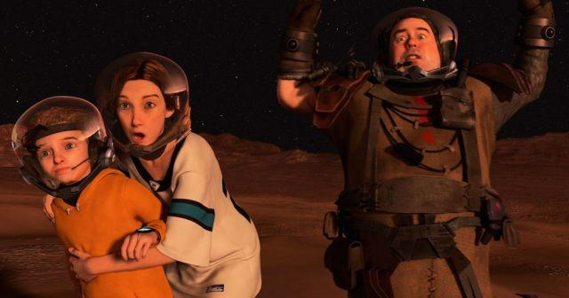 'Mars Needs Moms' promotional image.