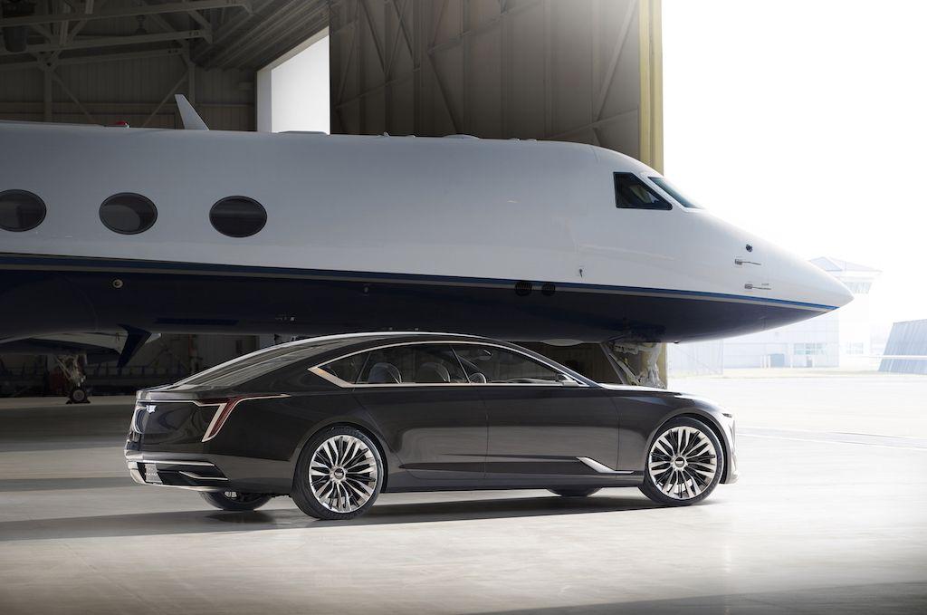 2016 Cadillac Escala Concept Cadillac