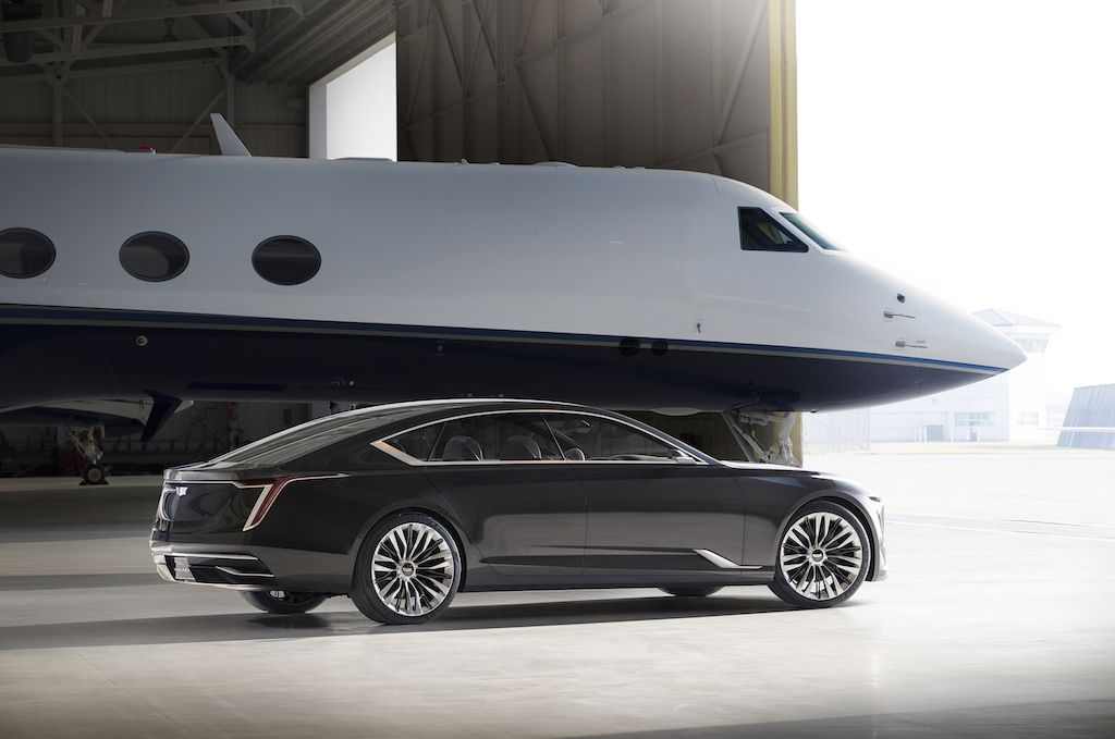 2016 Cadillac Escala Concept|Cadillac