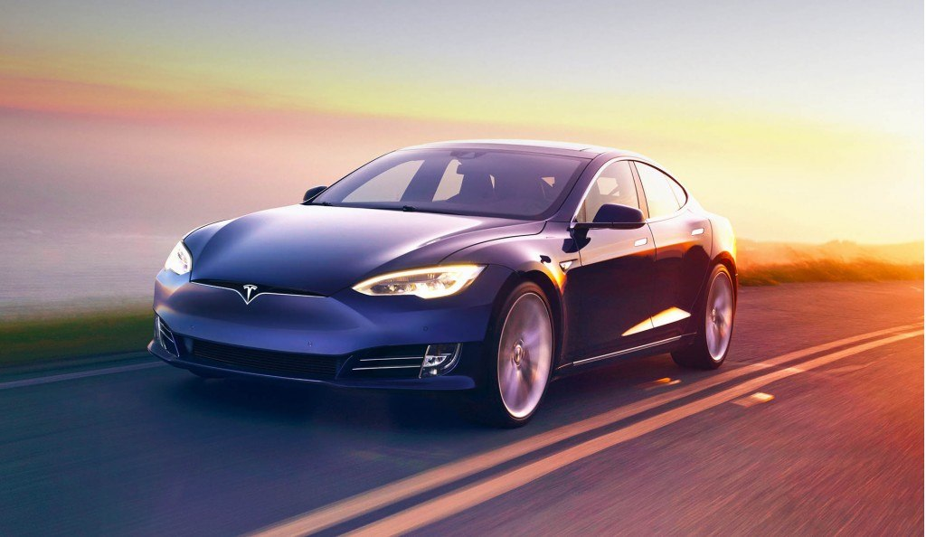 image of 2016 tesla model S