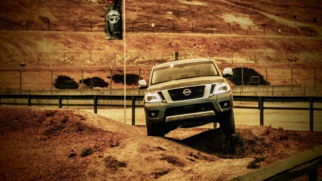 Nissan Off-Road   Micah Wright/Autos Cheat