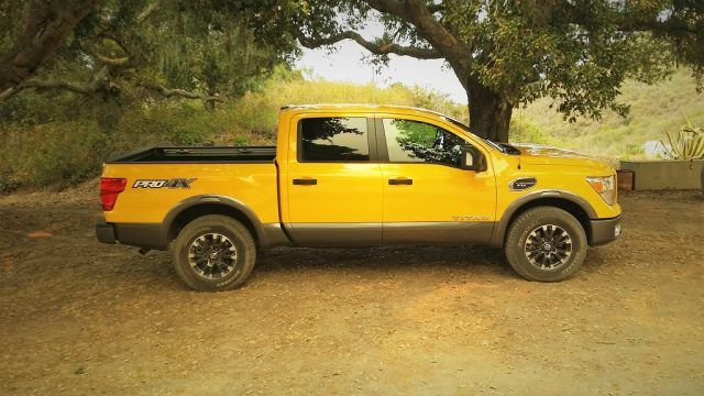 Nissan Titan Crew Cab | Micah Wright/Autos Cheat