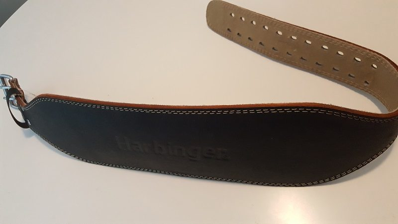 weight lifting Harbinger lifting belt, newly arrived