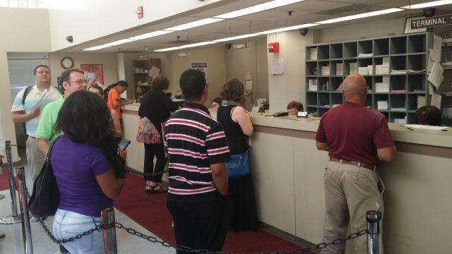 Waiting in line at the DMV may be a headache, but filing a report with this government run agency is a whole other matter | Micah Wright/Autos Cheat Sheet