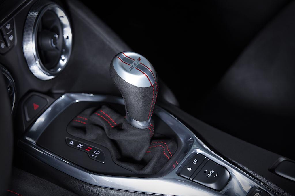 Chevrolet Camaro ZL1 Automatic Transmission