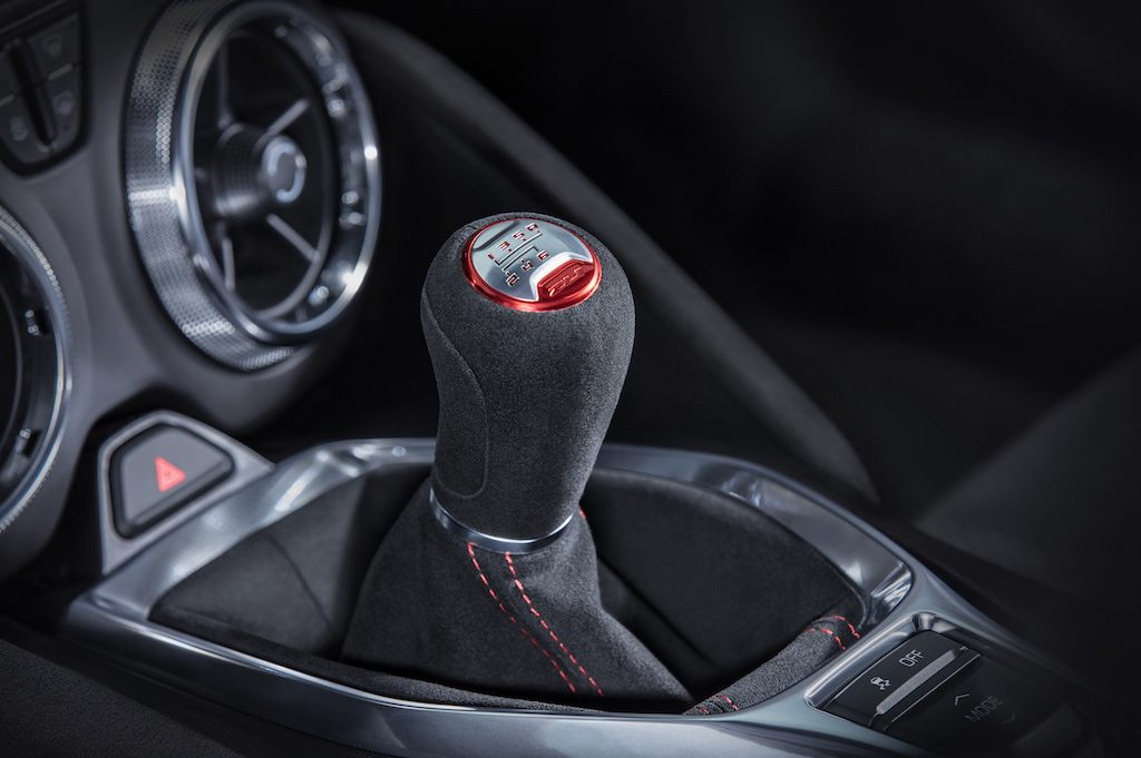 Chevrolet Camaro ZL1 Manual Transmission