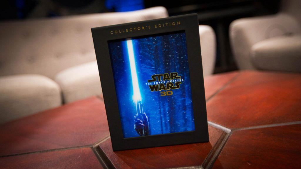 Star Wars: The Force Awakens 3D Blu-Ray