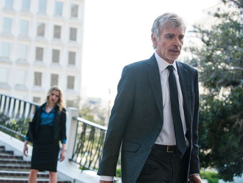 Billy Bob Thornton in Goliath amazon prime