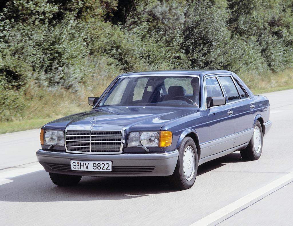1986 Mercedes-Benz S-Class
