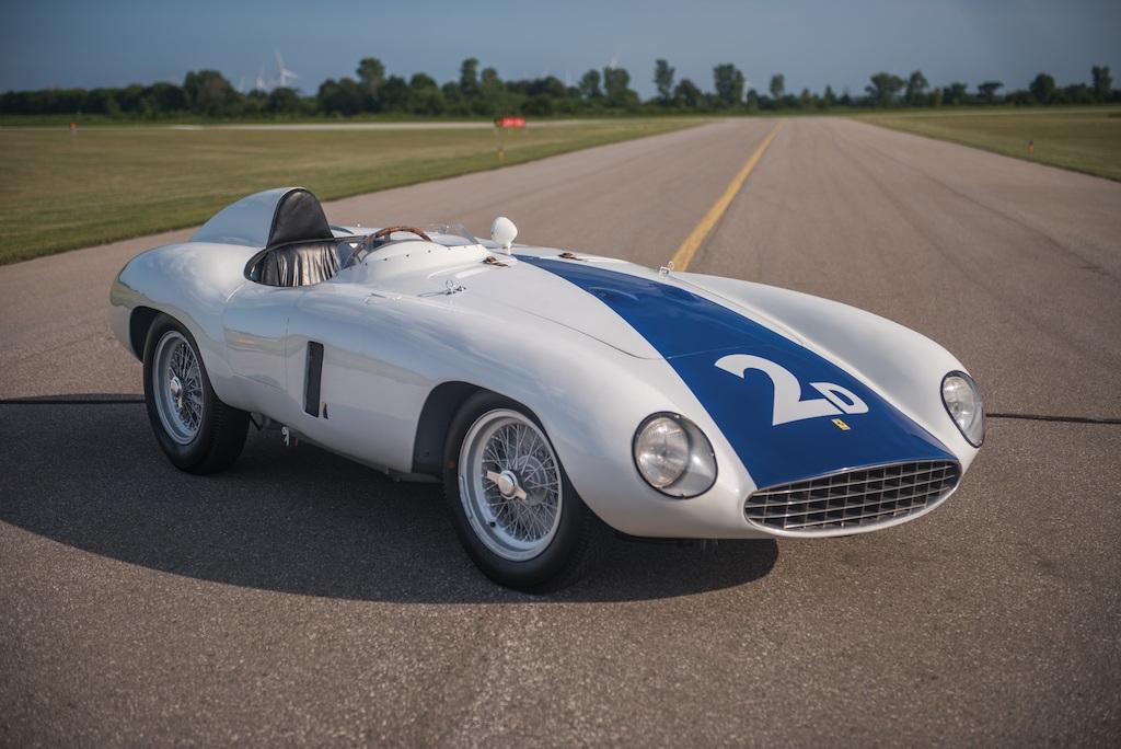 1955 Ferrari 750 Monza Spyder by Scaglietti