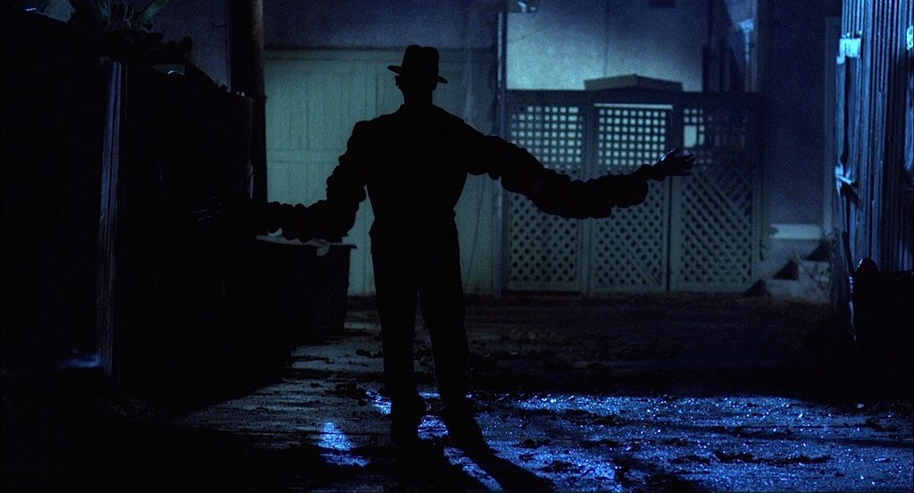 An image still from Wes Craven's Nightmare On Elm Street