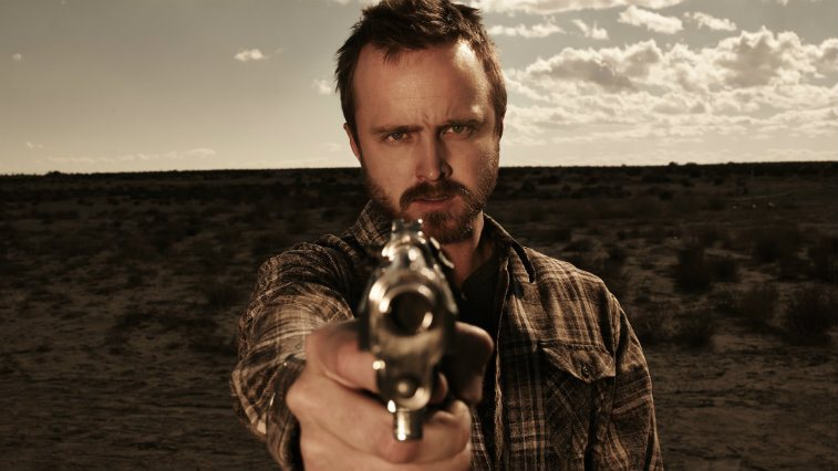 Aaron Paul in Breaking Bad