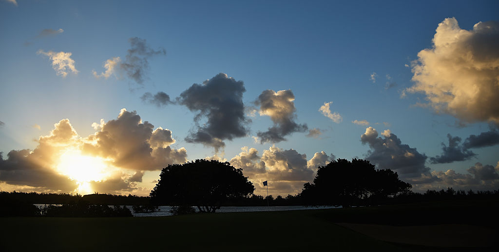 Mauritius Open at Four Seasons Golf Club