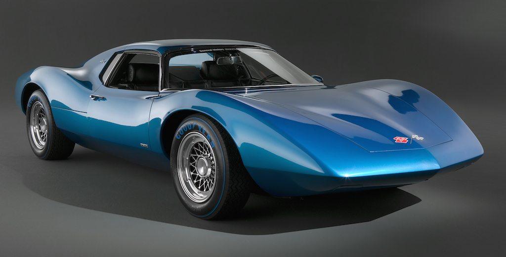 1968 Corvette Astro II concept  Source: Chevrolet