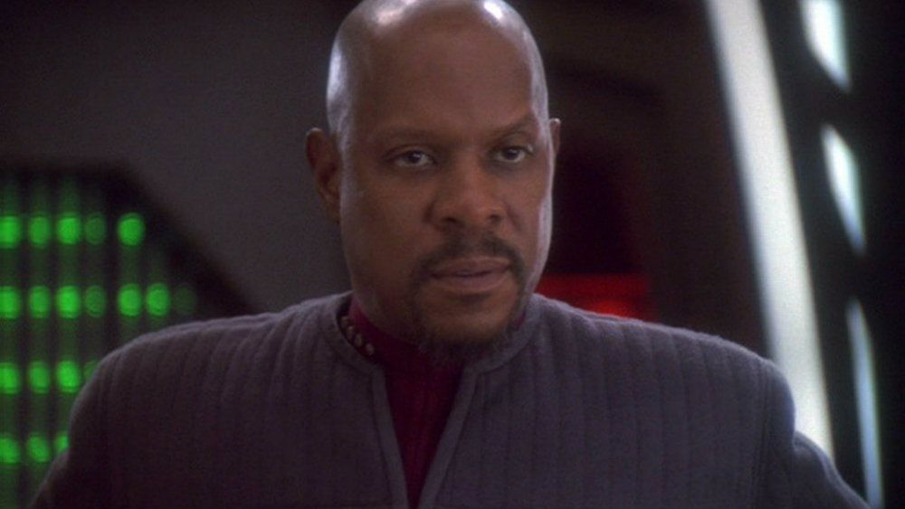 Avery Brooks in Star Trek Deep Space Nine