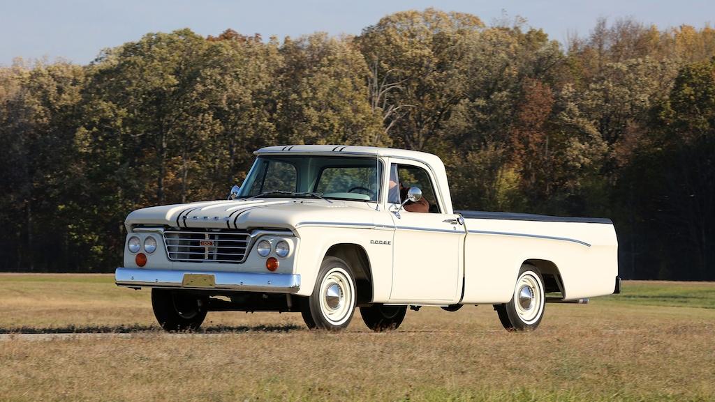 1964 Dodge Custom Sport Special - 2016 Ram Heavy Hauler Media Program