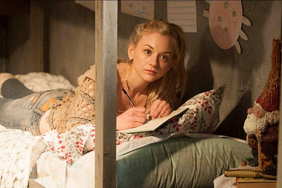 Emily Kinney as Beth Greene on The Walking Dead