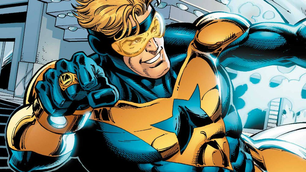 Booster Gold in DC Comics