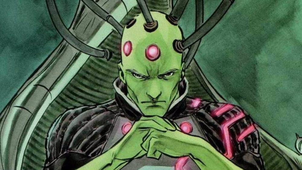 Brainiac in DC Comics