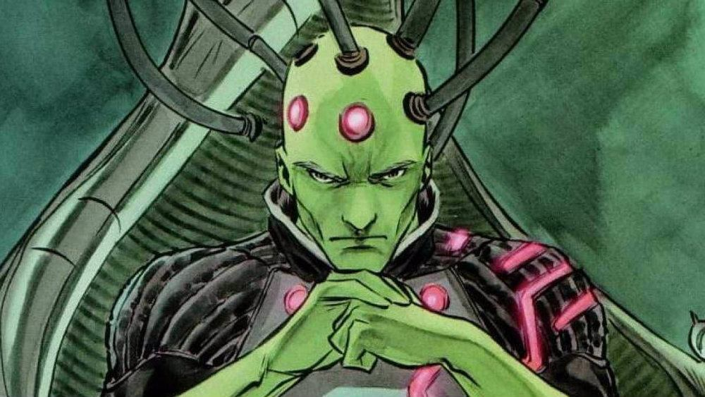 Brainiac in DC Comics