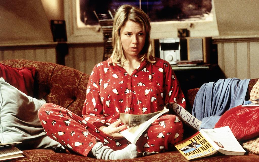 Renée Zellweger in 'Bridget Jones's Diary'