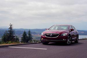 First Drive: Buick Sets the Benchmark in the 2017 LaCrosse