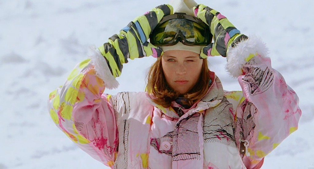 Felicity Jones in 'Chalet Girl'