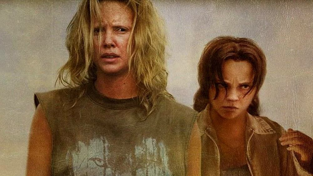 Charlize Theron and Christina Ricci in Monster