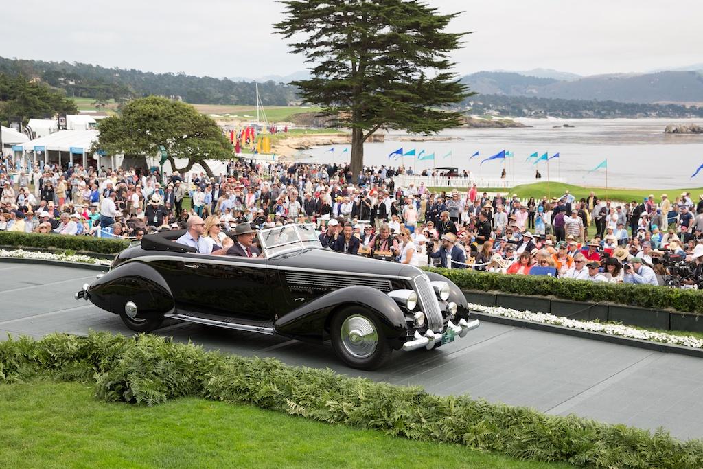 1936 Lancia Astura Pinin Farina Cabriolet