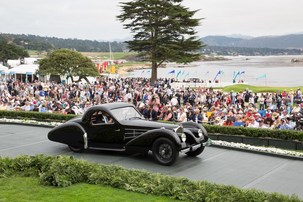 1937 Bugatti Type 57S Gangloff Coupé