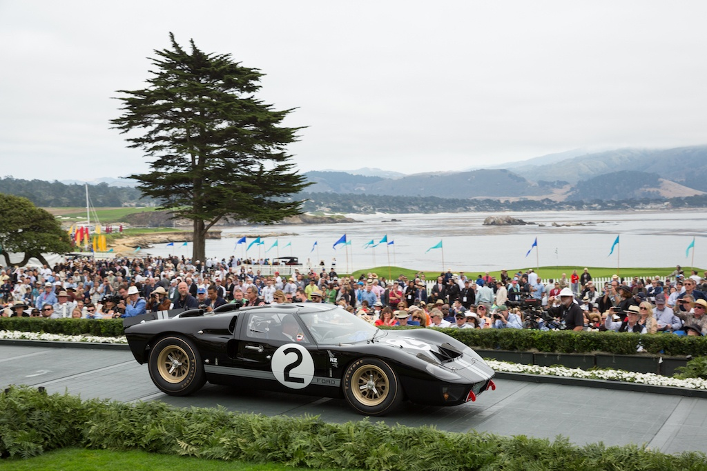 1966 Ford GT40 P/1015 Mark II