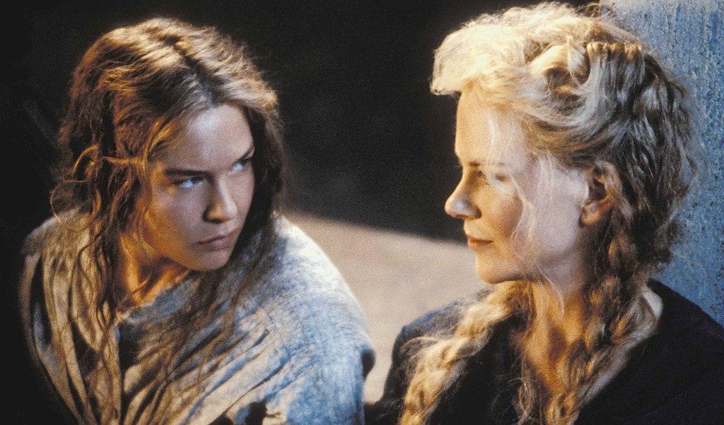 Renée Zellweger and Nicole Kidman in 'Cold Mountain'