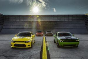 Dodge Adds Challenger T/A and Charger Daytona Models for 2017