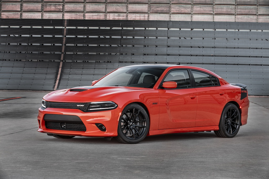 2017 Dodge Charger Daytona 392 | Dodge