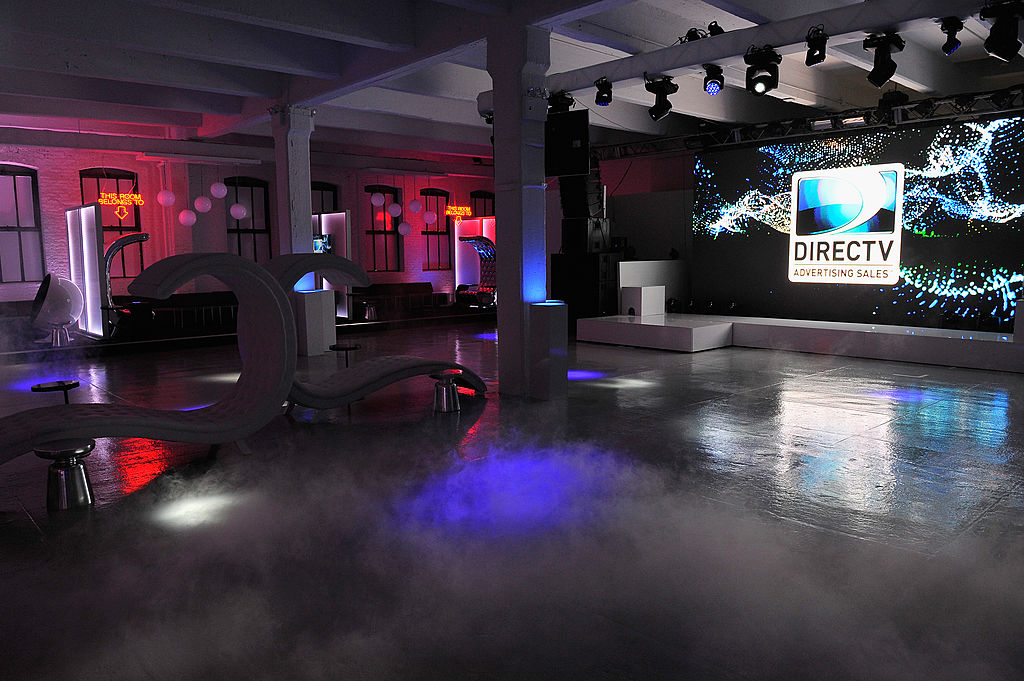 A general view of atmosphere at DIRECTV's National Ad Sales Upfront