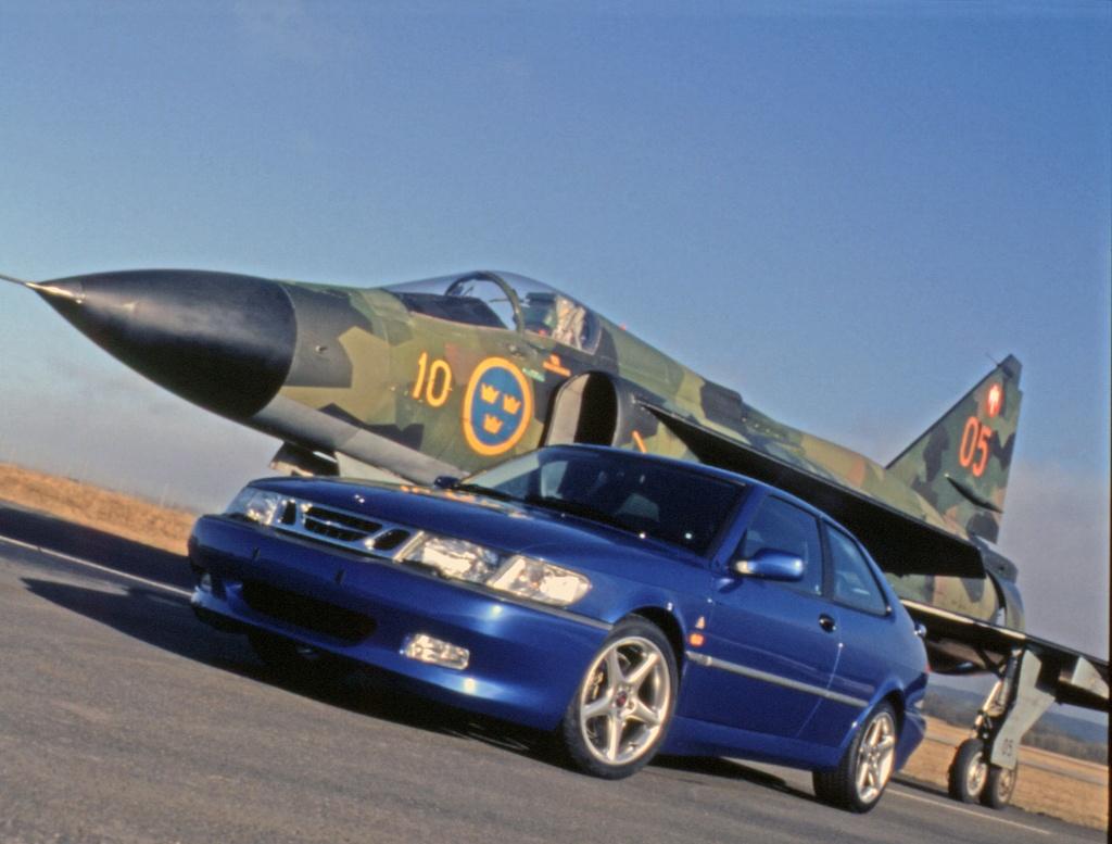 1999 Saab 9-3 Viggen
