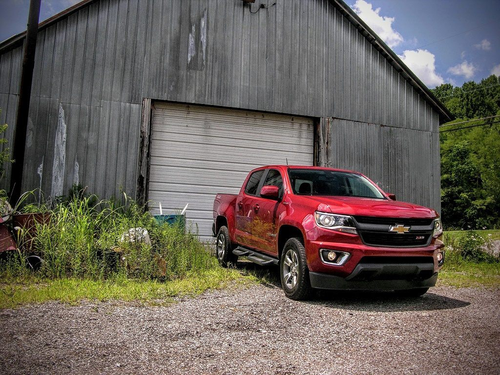 Chevy Colorado Duramax Diesel | Micah Wright/Autos Cheat Sheet