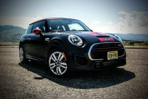 First Drive: Carving Canyons in a Mini John Cooper Works