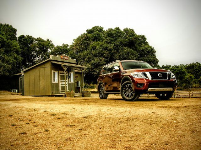 2017 Nissan Armada | Micah Wright/Autos Cheat Sheet