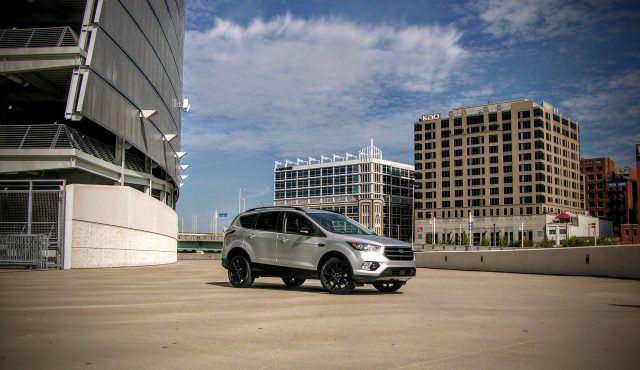 2017 Ford Escape | Micah Wright/Autos Cheat Sheet