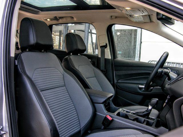 Leather interior | Micah Wright/Autos Cheat Sheet