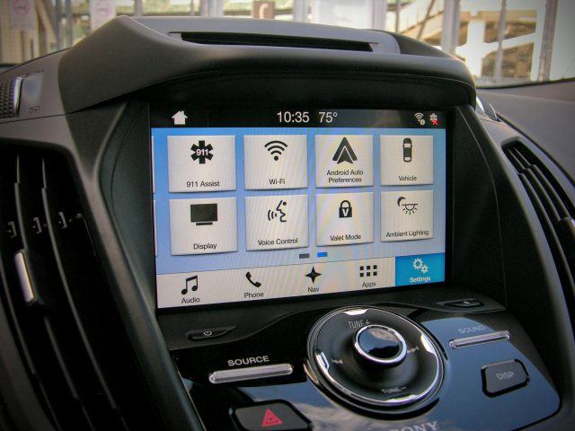 Ford SYNC 3 infotainment | Micah Wright/Autos Cheat Sheet