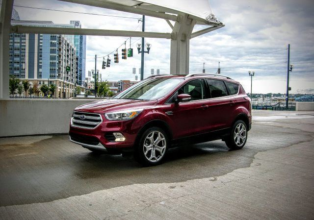 2.0-liter EcoBoost Escape | Micah Wright/Autos Cheat Sheet
