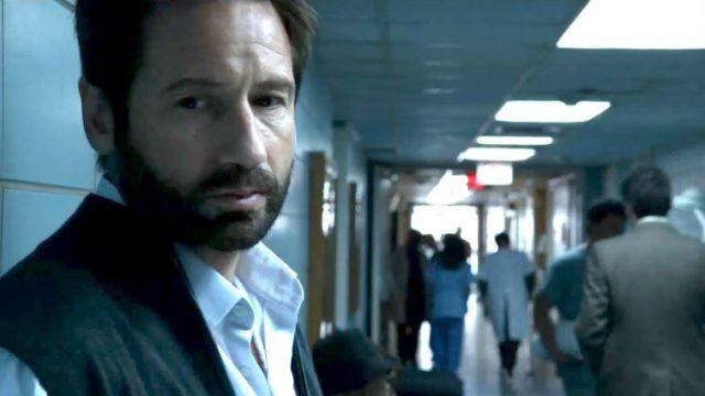 David Duchovny in Louder than Words
