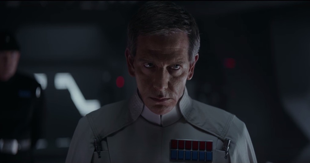 Director Krennic - Rogue One trailer