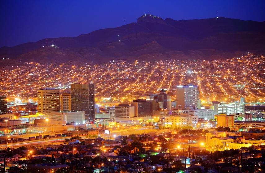 view of El Paso