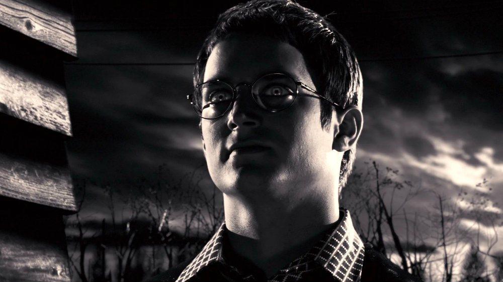 Elijah Wood in Sin City