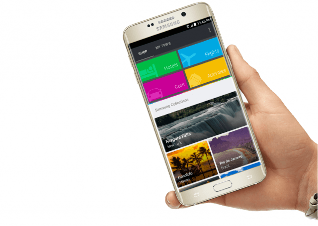 Expedia for Samsung - Samsung apps