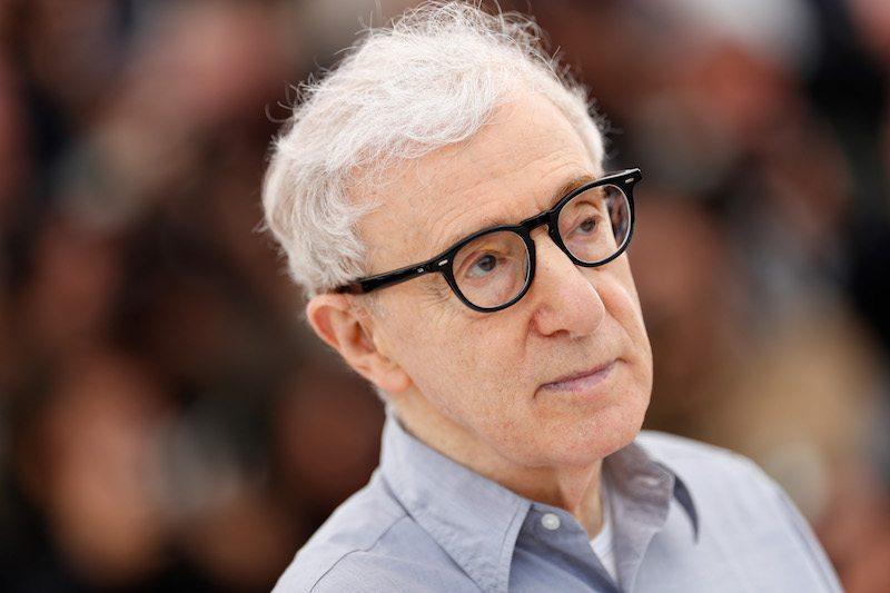 Director Woody Allen